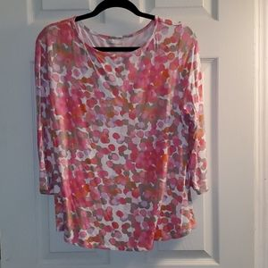 Appleseed blouse 3/27$